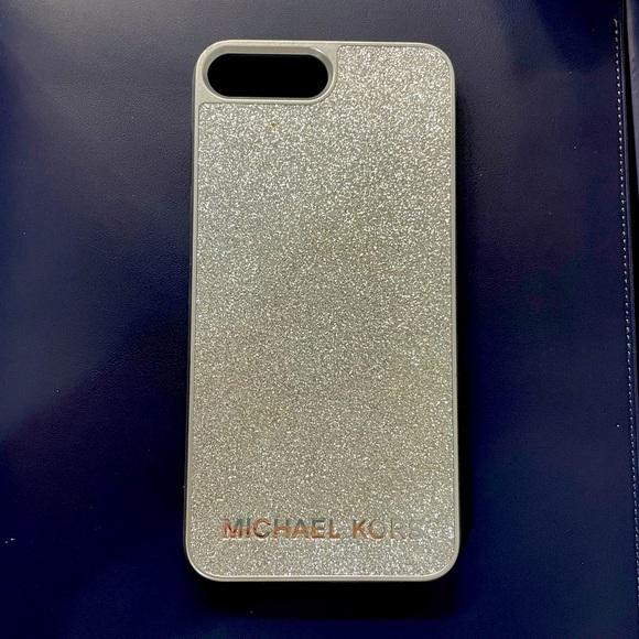 Michael Kors Glitter IphoneX Max Phone Case